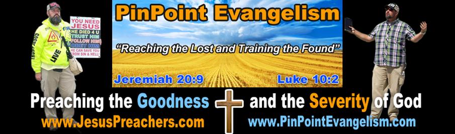 PinPoint Evangelism Sermon Audio - Kerrigan Skelly